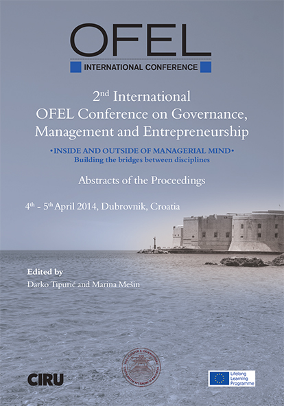 OFEL 2014 proceedings book
