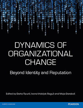 Book Dynamics of Organizational Change cover